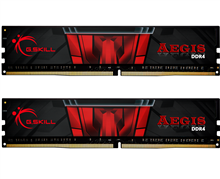 G.SKILL Aegis DDR4 32GB 3200MHz CL16 Dual Channel Desktop Ram